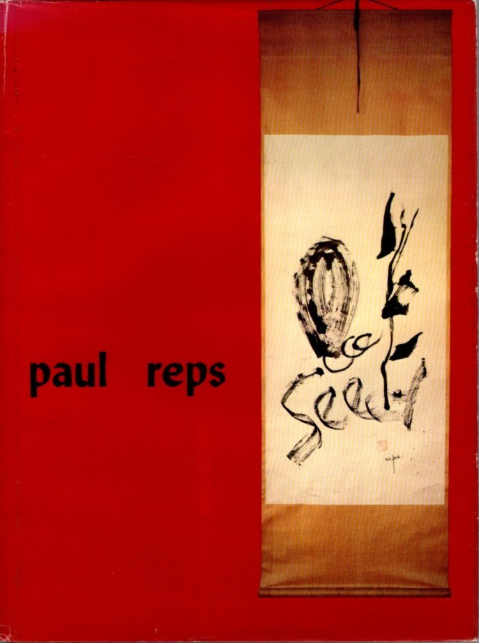 LETTERS TO A FRIEND: WRITINGS & DRAWINGS, 1939-1980. Paul Reps.