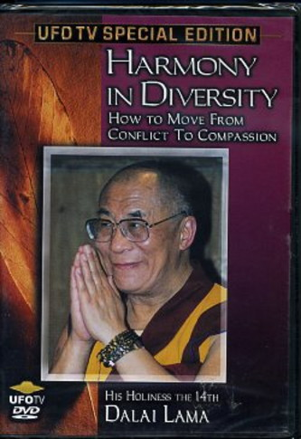HARMONY IN DIVERSITY.; How to Move from Conflict to Compassion. Tenzin Gyatso, H. H. The Dalai Lama.
