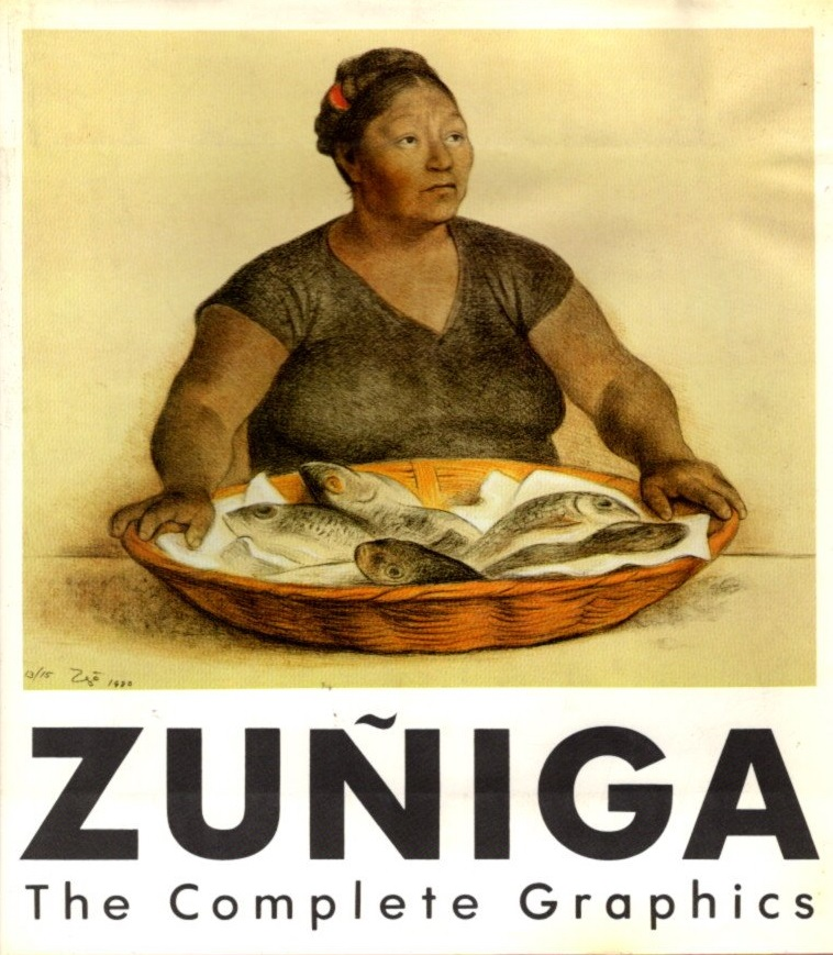 ZUNIGA: THE COMPLETE GRAPHICS. Jerry Brewster.