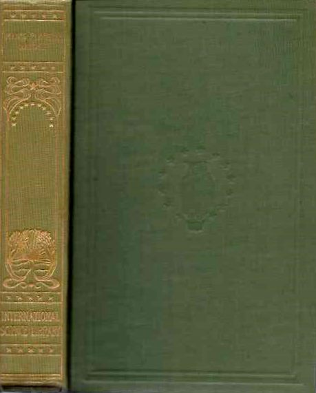 MAN'S PLACE IN NATURE; and Other Anthropological Essays. Thomas H. Huxley.