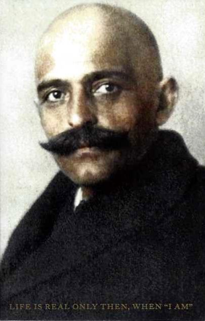 """LIFE IS REAL ONLY THEN WHEN """"I AM""""; Early version from the papers of Muriel Draper. G. I. Gurdjieff."""