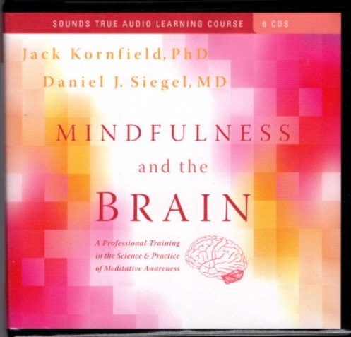 MINDFULNESS AND THE BRAIN; A Professional Training in the Science and Practice of Meditative Awareness. Jack Kornfield, Daniel Siegel.