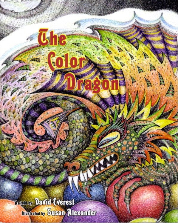 THE COLOR DRAGON. David Everest.