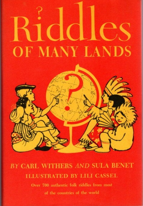 RIDDLES OF MANY LANDS. Carl Withers, Sula Benet.