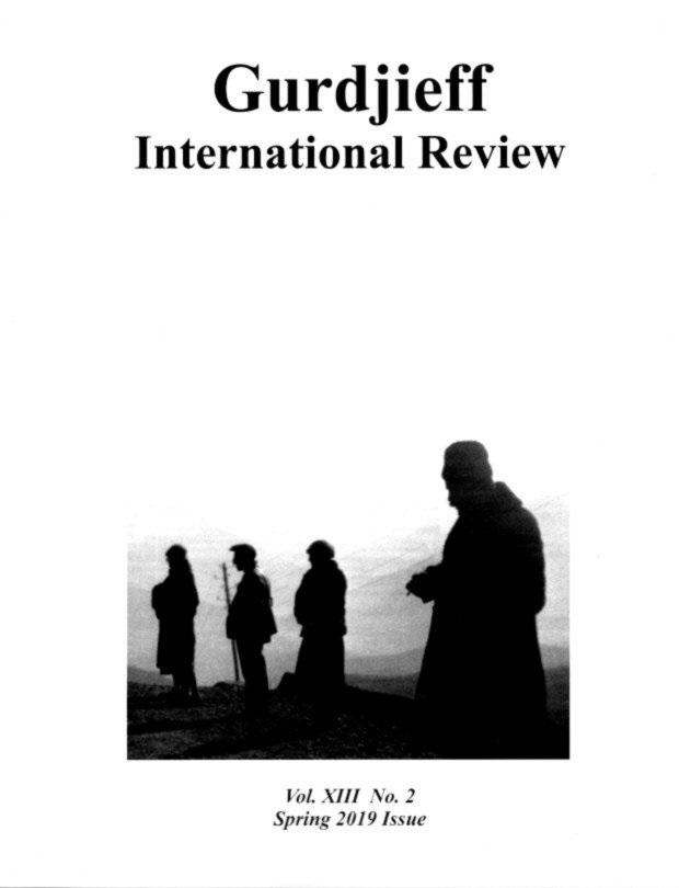 PUPILS OF GURDJIEFF - III: GIR, VOL XIII, NO. 2; GURDJIEFF INTERNATION REVIEW. Ellen Reynard.