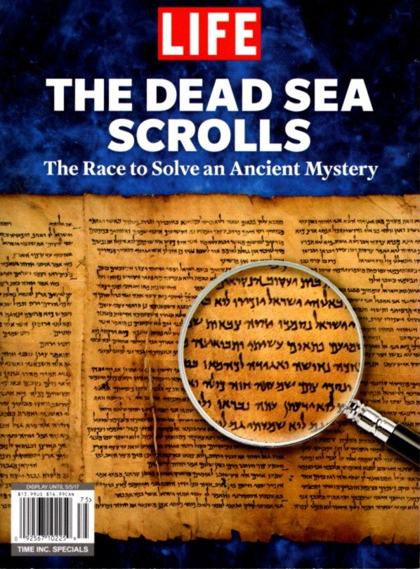THE DEAD SEA SCROLLS; The Race to Solve the Ancient Mystery. J. I. Baker.