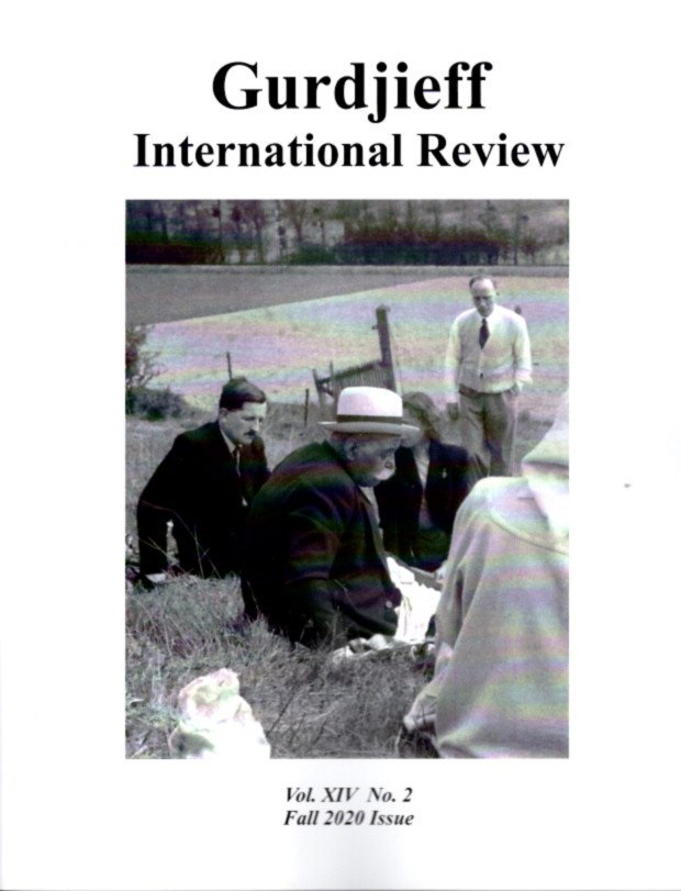 PUPILS OF GURDJIEFF - IV: GIR, VOL XIV, NO. 2; Gurdjieff International Review. Ellen Reynard.