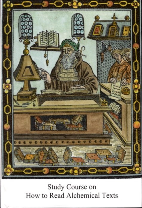 STUDY COURSE ON HOW TO READ ALCHEMICAL TEXTS. Adam McLean.