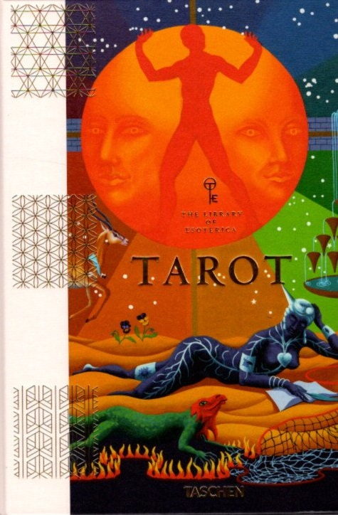 THE LIBRARY OF THE ESOTERIC: TAROT. Jessica Hundley.