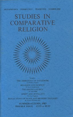 STUDIES IN COMPARATIVE RELIGION, VOL 15, NUMBERS 3 & 4. Peter Hobson, Olive Clive-Ross.