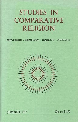 STUDIES IN COMPARATIVE RELIGION, VOL 6, NUMBER 3. F. Clive-Ross.