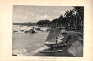 FROM ADAMS PEAK TO ELEPHANTA.: Sketches in Ceylon and India