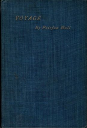 VOYAGE AND OTHER POEMS. Fairfax Hall