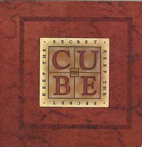 THE CUBE ...KEEP THE SECRET. Annie Gottlieb, Slobodan D. Pesic.