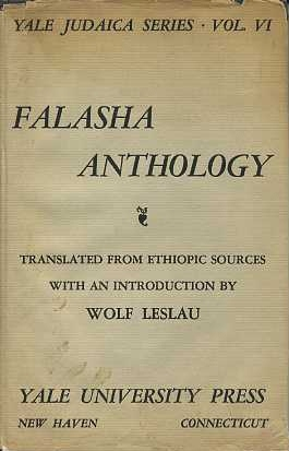 FALAHSA ANTHOLOGY. Wolf Leslau.