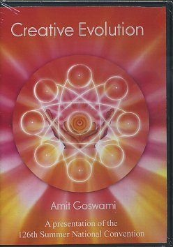 CREATIVE EVOLUTION. Amit Goswami.