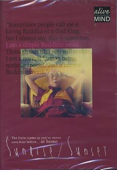 SUNRISE/SUNSET. Dalai Lama.