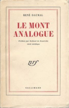 LE MONT ANALOGUE