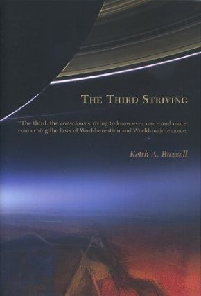 THE THIRD STRIVING. Keith A. Buzzell