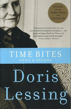 TIME BITES; Views & Reviews. Doris Lessing.