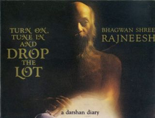 DON'T BITE MY FINGER, LOOK WHERE I AM POINTING; A Darshan Diary. Bhagwan Shree Rajneesh.