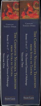 THE COMPLETE NYINGMA TRADITION FROM SUTRA TO TANTRA, BOOKS 15 TO 17.