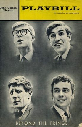 PLAYBILL: VOL. 1, SEPTEMBER 16, 1963, NO. 38. Patrick O'Higgins, Stuart W. Little, Robert S. Kane.