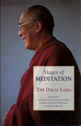 STAGES OF MEDITATION. Kamalashila, H H. The Dalai Lama