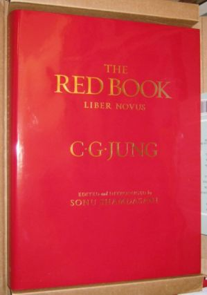 THE RED BOOK: LIBER NOVUS. C. G. Jung.