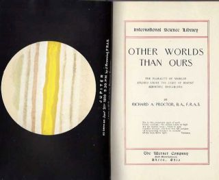 OTHER WORLDS THAN OURS; The Pluality of Worlds Studied Under the Light of Recent Scientific...