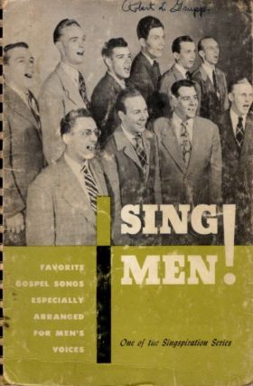 SING MEN! Alfred Smith.
