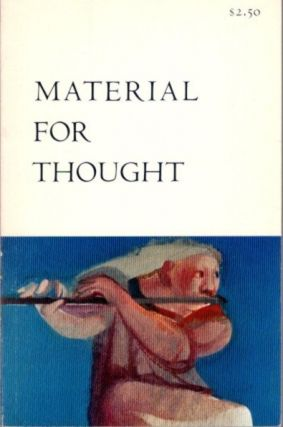 MATERIAL FOR THOUGHT, NO. 7, 1977