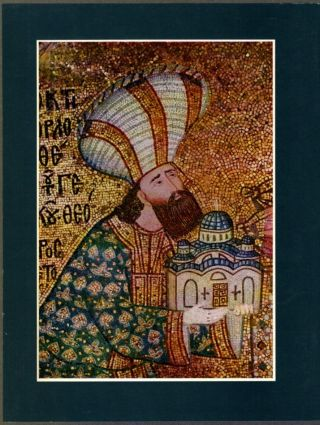 THE KARIYE DJAMI: THREE VOLUMES; Text, Mosaics, Frescoes