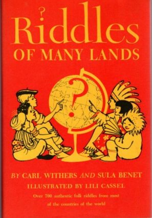 RIDDLES OF MANY LANDS. Carl Withers, Sula Benet