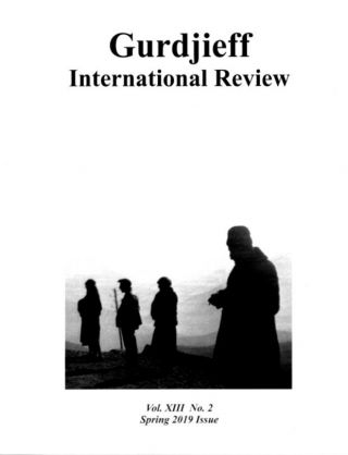 PUPILS OF GURDJIEFF - III: GIR, VOL XIII, NO. 2; GURDJIEFF INTERNATION REVIEW