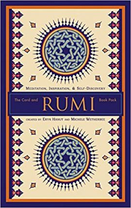 RUMI THE CARD AND BOOK PACK; Meditation, Inspiration, & Self-Discovery. Eryk Hanut, Michele...