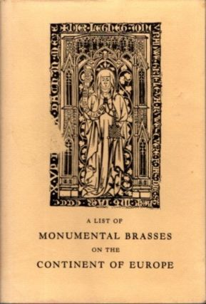 A LIST OF MONUMENTAL BASSES ON THE CONTINENT OF EUROPE. H. K. Cameron