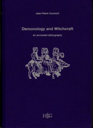 DEMONOLOGY AND WITCHCRAFT; An Annotated Bibliography With Related Works on Magic, Medicine,...