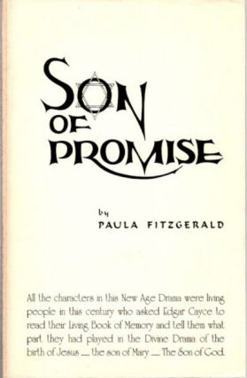 SON OF PROMISE. Paula Fitzgerald
