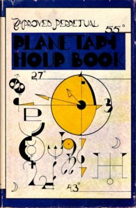 IMPROVED PERPETUAL PLANETARY HOUR BOOK. Llewellyn George