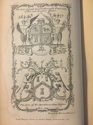 THE GRAND LODGE OF THE MOST ANCIENT AND HONORABLE FRATERNITY OF FREE AND ACCEPTED MASONS, ACCORDING TO THE OLD INSTITUTION OF PENNSYLVANIA ... ITS HISTORY AND CONSTITUTIONS FROM A.L. 5730, A.D. 1730 [TO 1809], ITS MINUTES AND PRCEEDINGS.