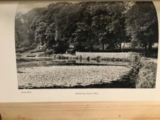 BATHYMETRICAL SURVEY OF THE SCOTTISH FRESH-WATER LOCHS DURING THE YEARS 1897 TO 1909: Report on the Scientific Results (Volume 1)