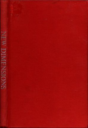 THE NEW DIMENSIONS RED BOOK; A Symposium of Practical Aspects of the Western Mystery Tradition