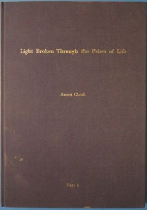 LIGHT BROKEN THROUGH THE PRISM OF LIFE: René Schwaller de Lubicz and the Hermetic Problem of...