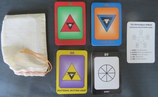 GUIDE TO THE GOLDEN DAWN ENOCHIAN SKRYING TAROT: Your Complete System for Divination, Skrying, and Ritual Magick