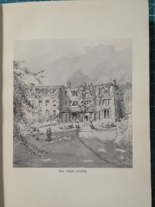 UNDER THE BAY TREE: A Record 1897-1923