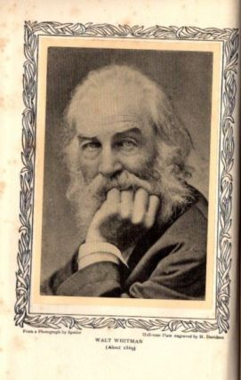 WITH WALT WHITMAN IN CAMDEN: MARCH 18 - JULY 14, 1888.
