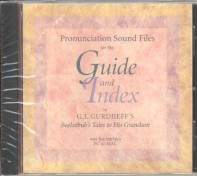 PRONUNCIATION SOUND FILES FOR THE GUIDE AND INDEX TO GURDJIEFF'S BEELZEBUB'S TALES TO HIS GRANDSON. Gurdjieff.