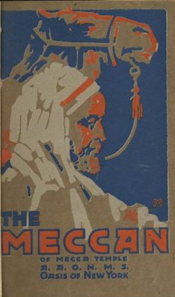 THE MECCAN.; A Monthly Conglomeration of Fact - Fancy - Fiction. Cyprian H. Hunt, Louis N. Donnatin.