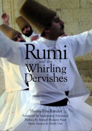 RUMI AND THE WHIRLING DERVISHES. Shems Friedlander.